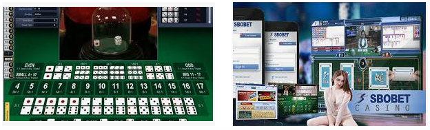 Cara main judi casino online di situs Sbobet resmi