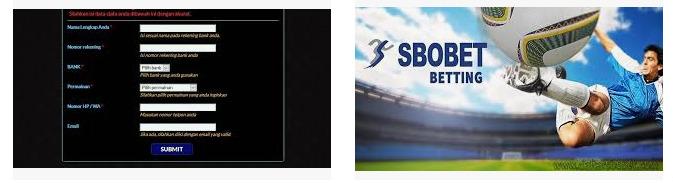 Daftar member akun judi online Sportsbook Sbobet